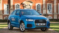 2015 Audi Q3 front static