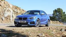 2016 BMW 2 Series Coupe