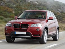 BMW X3 4x4