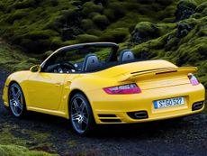 Porsche 911 Cabriolet convertible