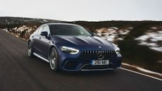 2019 Mercedes-AMG GT four-door Coupe