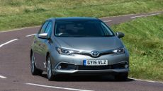 2015 Toyota Auris hatchback