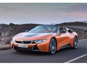GBP124735 BMW I8 4WD Convertible