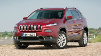 Jeep Cherokee For Sale Uk