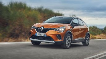 Renault Captur Used Cars For Sale In Uk On Auto Trader Uk