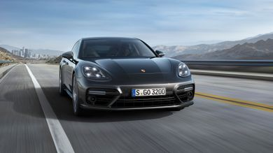 New & used Porsche Panamera cars for sale