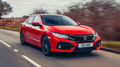 Honda Civic Hatchback (2016   ) Review