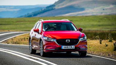 Mazda 6 Tourer Estate (2018   ) Review