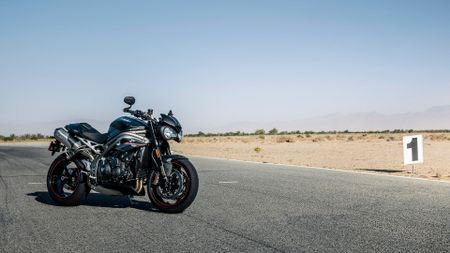 Triumph Speed Triple 1050 RS review | Auto Trader UK