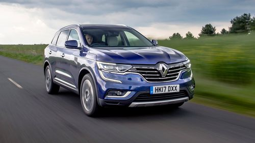 New Used Renault Koleos Cars For Sale Auto Trader