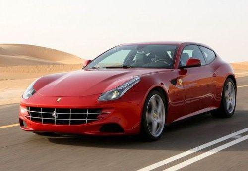 New Used Ferrari Ff Cars For Sale Auto Trader
