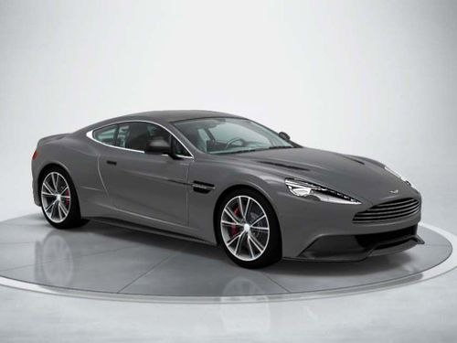 New Used Aston Martin Vanquish Cars For Sale Auto Trader