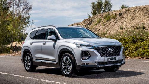 New Used Hyundai Santa Fe Cars For Sale Auto Trader