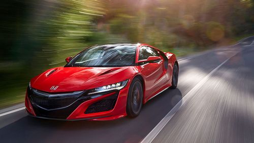 New Used Honda Nsx Cars For Sale Auto Trader