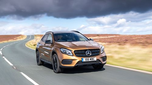 New Used Mercedes Benz Gla Class Cars For Sale Auto Trader