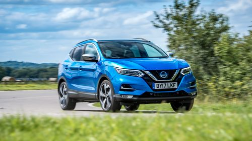 New Used Nissan Qashqai Cars For Sale Auto Trader