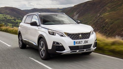 New Used Peugeot 5008 Cars For Sale Auto Trader
