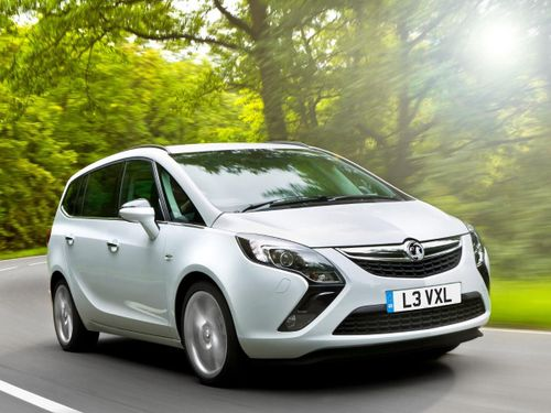 New Used Vauxhall Zafira Tourer Cars For Sale Auto Trader
