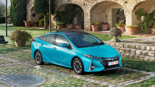 New Used Toyota Prius Cars For Sale Auto Trader