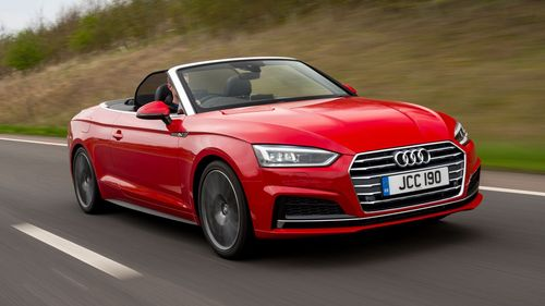 Audi a5 convertible for sale