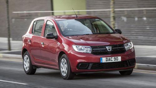 New Used Dacia Sandero Cars For Sale Auto Trader