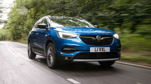 New Used Vauxhall Grandland X Cars For Sale Auto Trader
