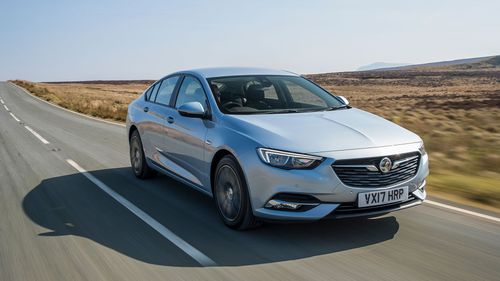 New Used Vauxhall Insignia Cars For Sale Auto Trader