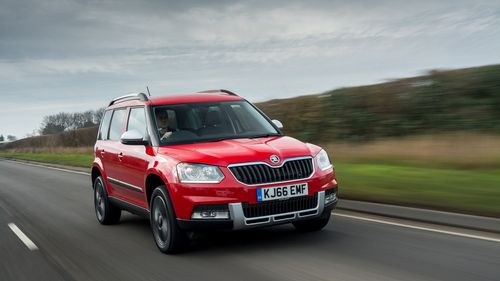 New Used Skoda Yeti Cars For Sale Auto Trader