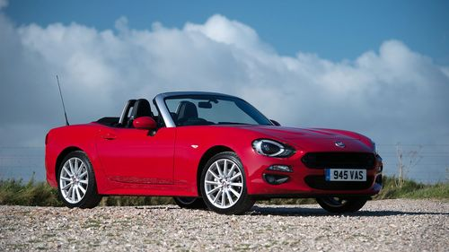 New Used Fiat 124 Spider Cars For Sale Auto Trader
