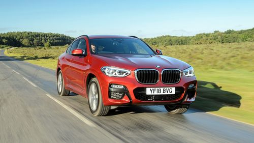 New Used Bmw X4 Cars For Sale Auto Trader