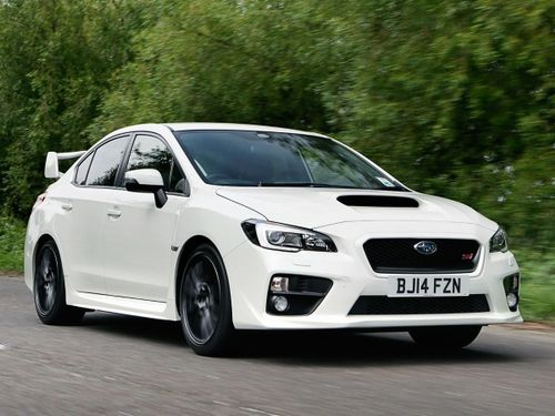 New Used Subaru Wrx Sti Cars For Sale Auto Trader