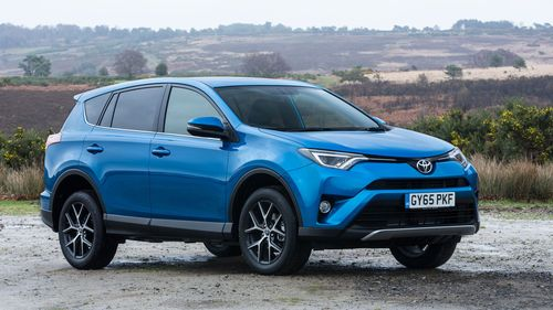 New Used Toyota Rav4 Cars For Sale Auto Trader