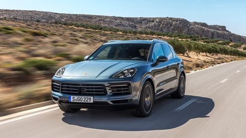 New Used Porsche Cayenne Cars For Sale Auto Trader