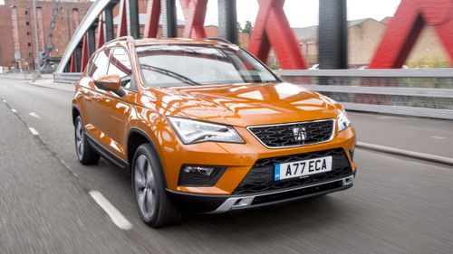 new & used seat ateca cars for sale | auto trader