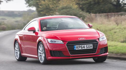 New Used Audi Tt Coupes Convertibles For Sale Auto Trader