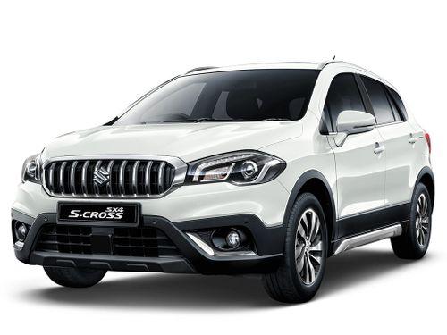 New Used Suzuki Sx4 S Cross Cars For Sale Auto Trader