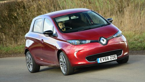 New Used Renault Zoe Cars For Sale Auto Trader