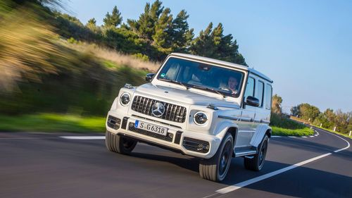 New Used Mercedes Benz G Class Cars For Sale Auto Trader