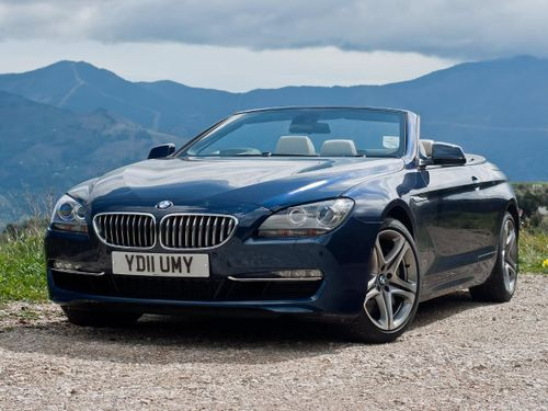New Used Bmw 6 Series Cars For Sale Auto Trader