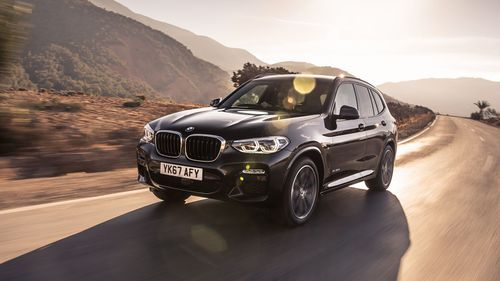 New Used Bmw X3 Cars For Sale Auto Trader