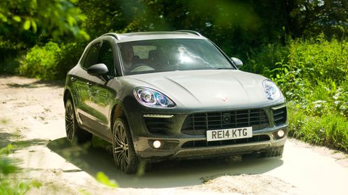 New Used Porsche Macan Cars For Sale Auto Trader