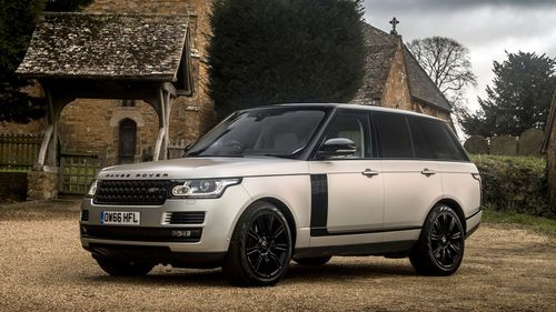 New Used Land Rover Range Rover Cars For Sale Auto Trader