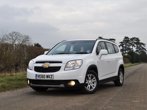 New Used Chevrolet Orlando Cars For Sale Auto Trader