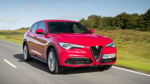 New Used Alfa Romeo Stelvio Cars For Sale Auto Trader