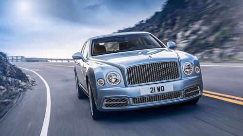 New Used Bentley Mulsanne Cars For Sale Auto Trader