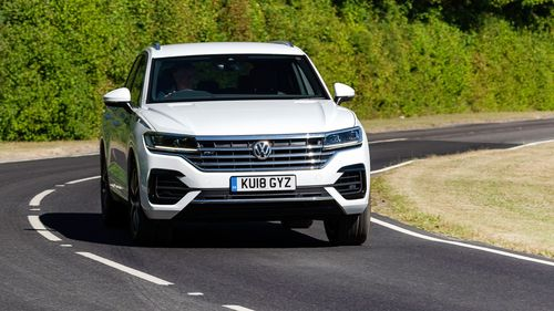 New Used Volkswagen Touareg Cars For Sale Auto Trader