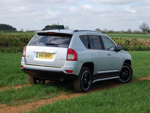 New Used Jeep Compass Cars For Sale Auto Trader