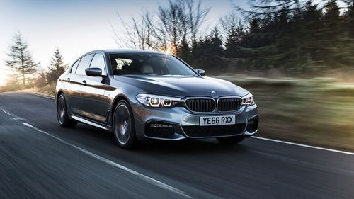 New Used Bmw 5 Series Cars For Sale Auto Trader