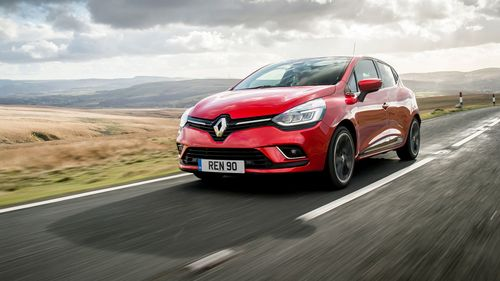 New Used Renault Clio Cars For Sale Auto Trader