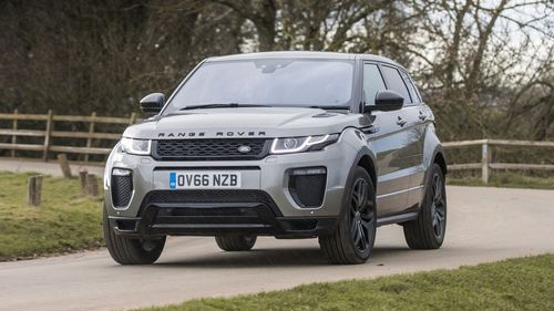 New Used Land Rover Range Rover Evoque Cars For Sale Auto Trader